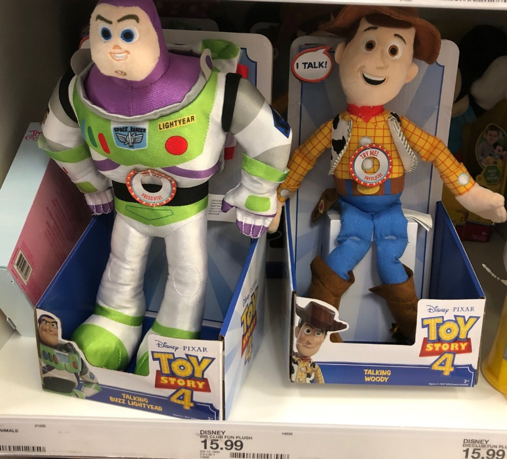 toy story 4 at target